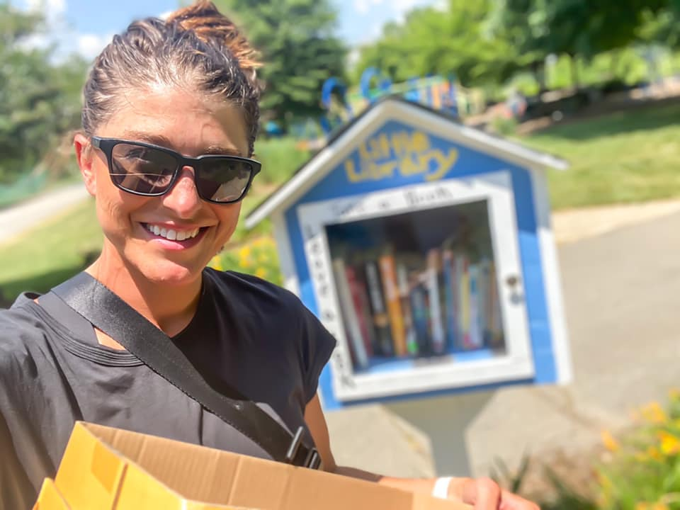 Lafayette Little Libraries