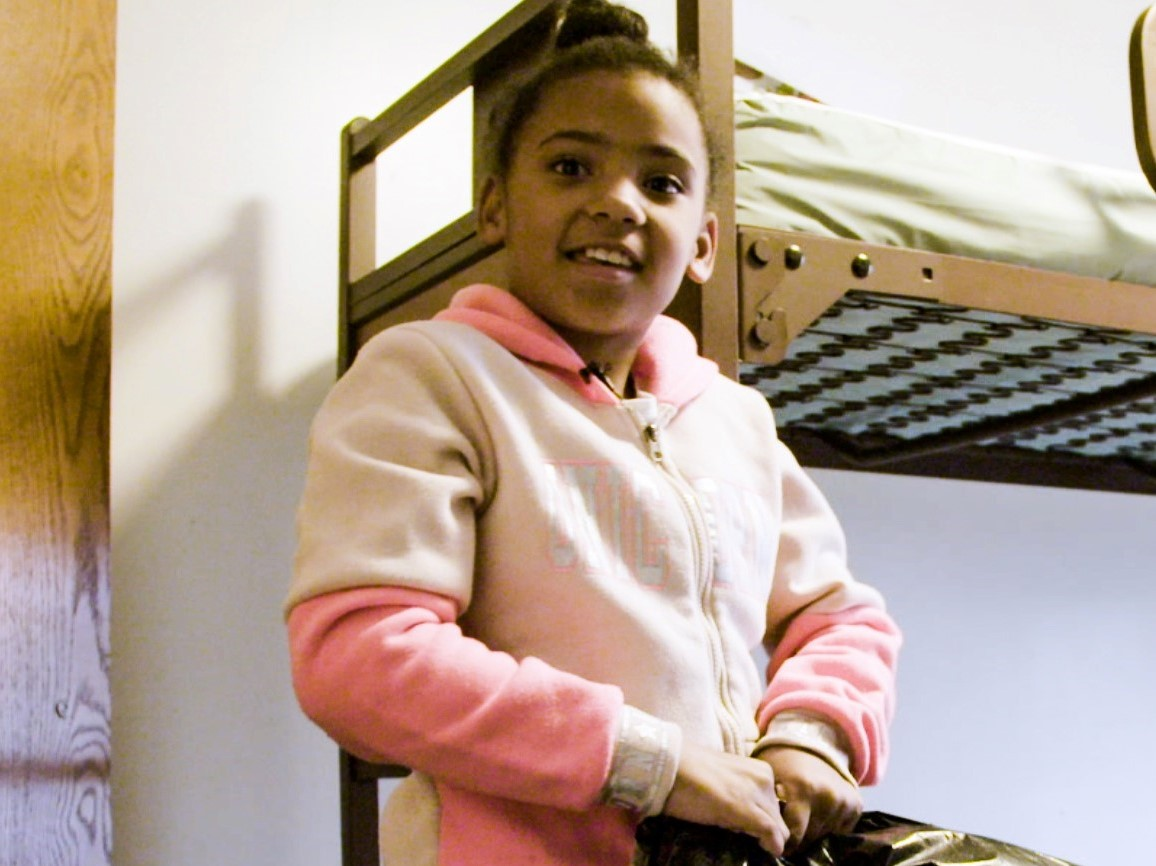 40 Single Mothers & Their Children Move to Safe Shelter During COVID-19