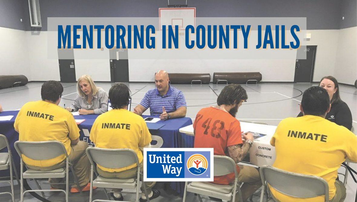 Donate to Substance Use Disorder Mentoring in County Jails