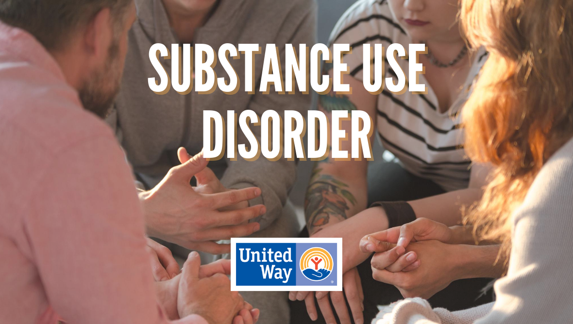 Donate to Substance Use Disorder