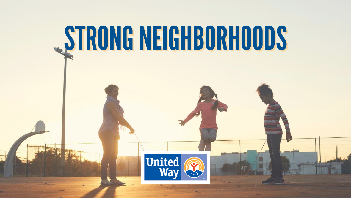 Donate to Strong Neighborhoods