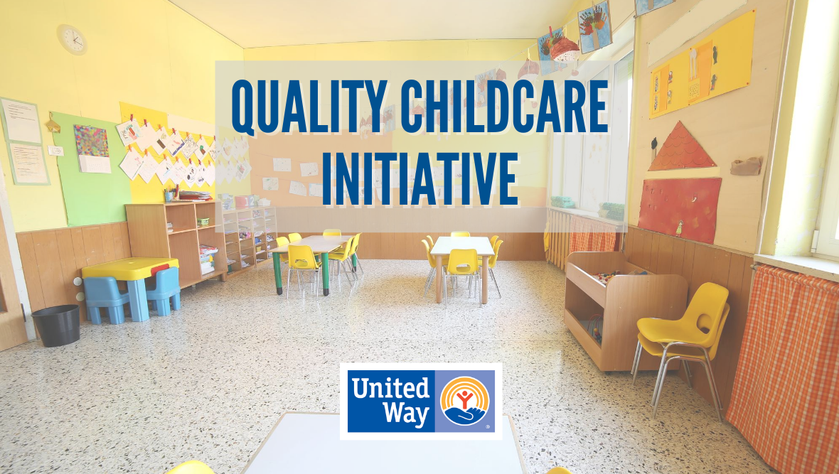 Donate to the Quality Childcare Initiative