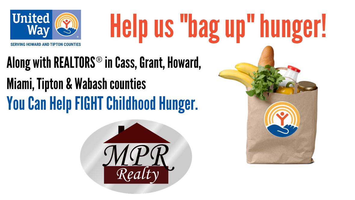 "MPR Realty ""Realtors Bag Up Hunger Campaign"""