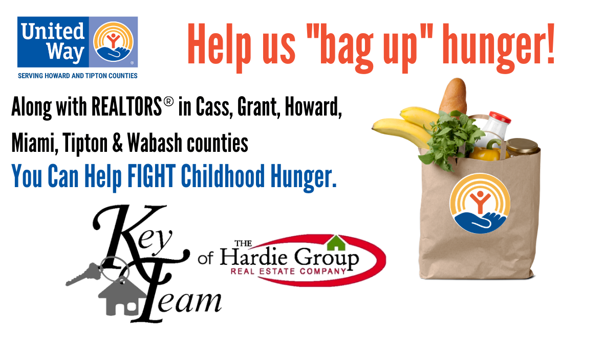 REALTORS BAG UP HUNGER CAMPAIGN 2020- THE KEY TEAM (HARDIE GROUP)