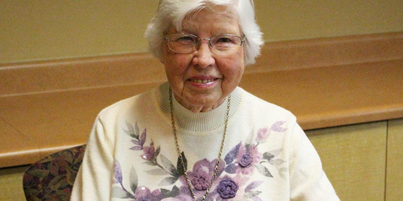 Lillian's Volunteer Legacy