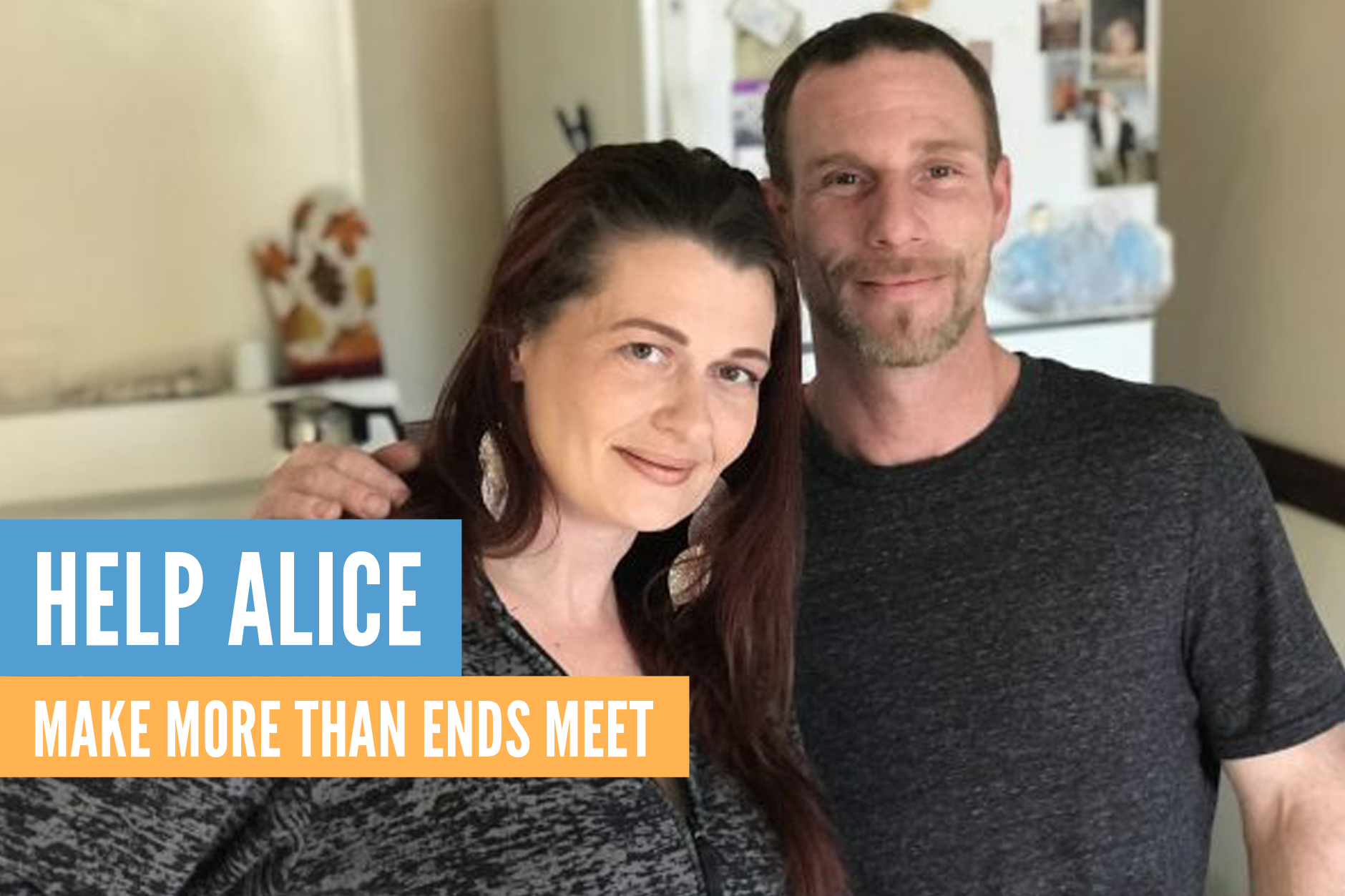 Support ALICE Families