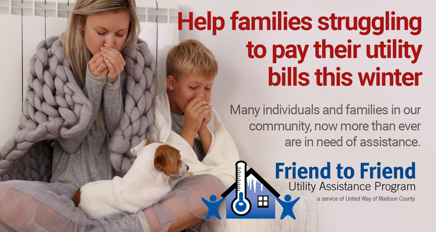 Friend to Friend Utility Assistance Fund