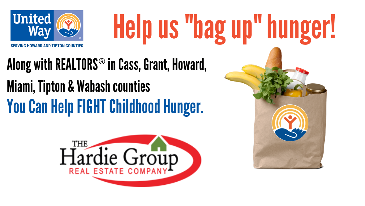 REALTORS BAG UP HUNGER CAMPAIGN 2020- THE HARDIE GROUP