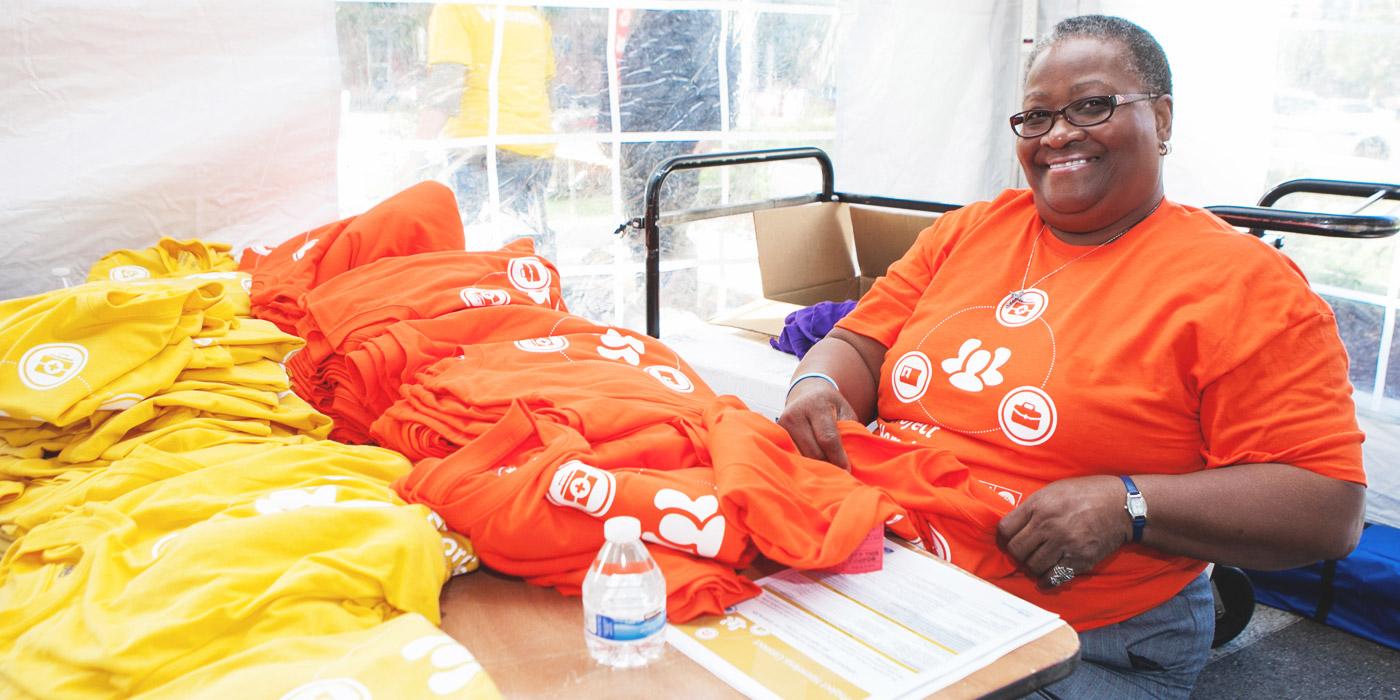 Living United as a Volunteer