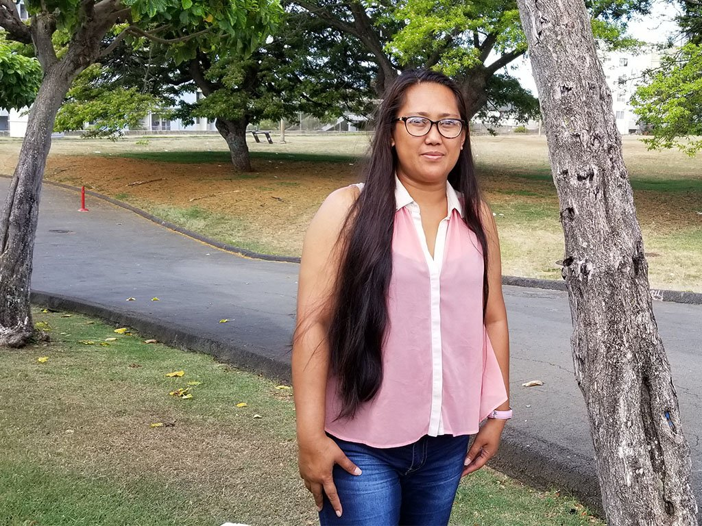 How a Single Mom from Micronesia Thrives in Hawai'i